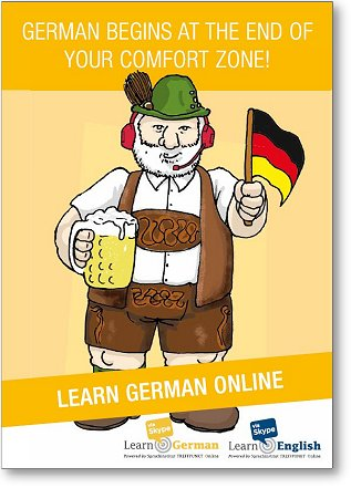 adam fletcher how to be german